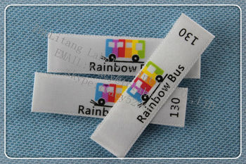 China Supplier Own Brand Wash Label Hand Wash Label For Used ...