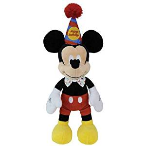 Disney Baby, Mickey Mouse Birthday Plush