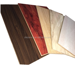 High standard 18mm mfc melamine board with FSC certification prices
