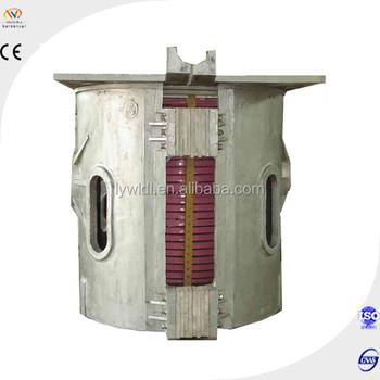 New Induction Furnace Metal Aluminum Melting Furnace