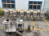 New design 1000L micro beer brewery equipment with jacket tanks
