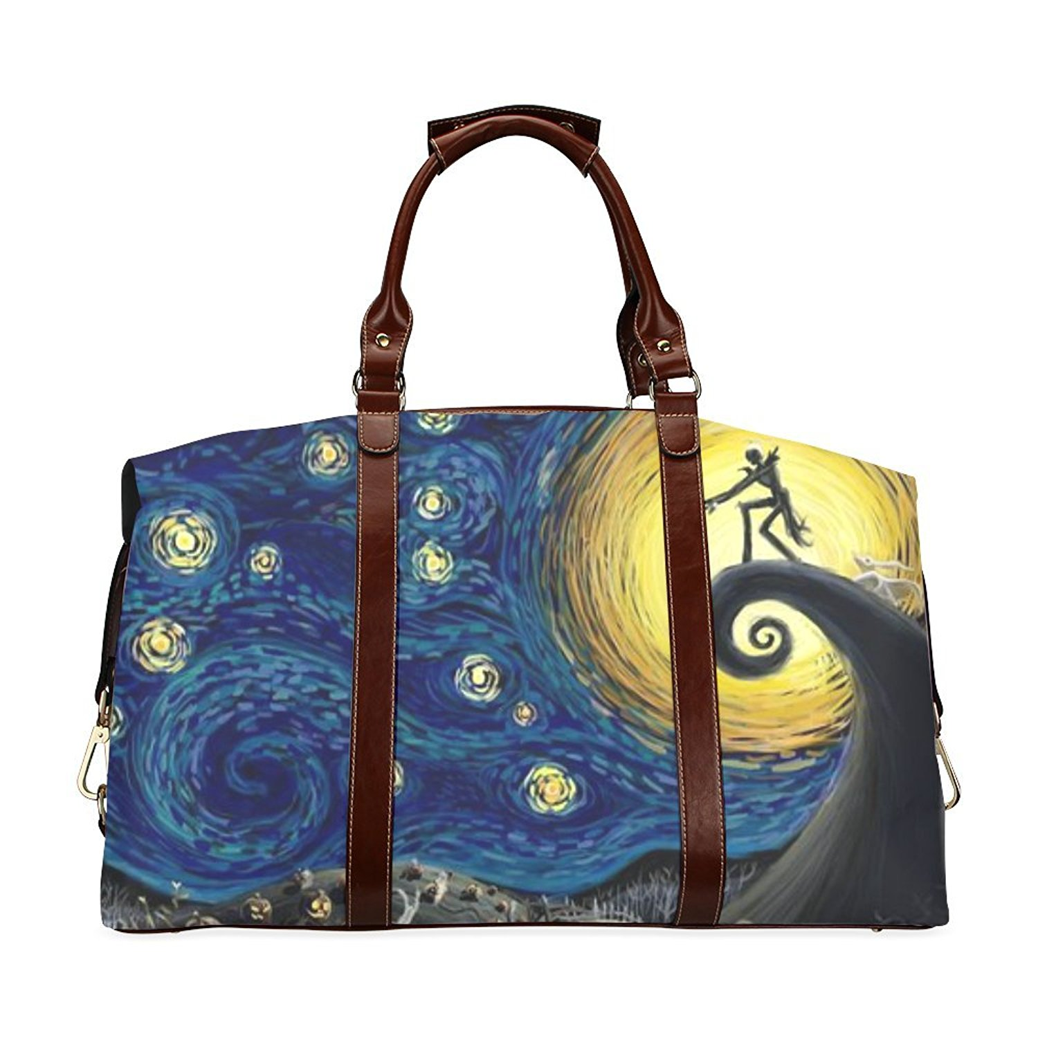 Buy Halocow Custom Starry Night and the Nightmare Before Christmas ...