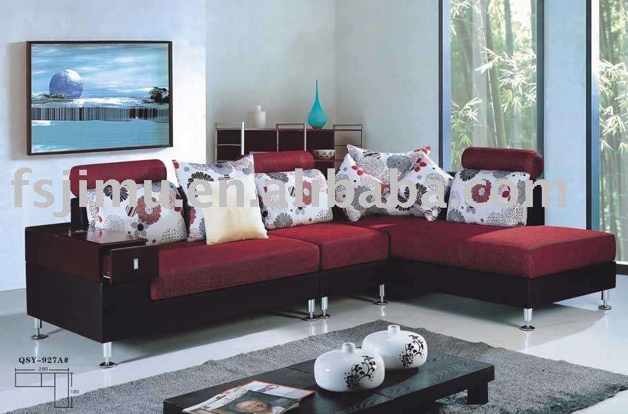 Muebles hogar 2014 estilo caliente de la manera trapillo sofá ...
