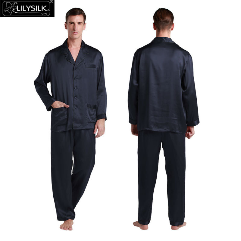 70def5888bf2a Wearing a single nightgown may feel a little bit chilly in cold days or  inconvenient if you have a visitor,then a silk robe is a good choice for  matching ...