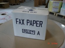210mm/216mm thermisch faxpapier rol
