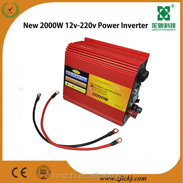1200 W power inverter DC 12 V/24 V AC110V/220 V, 1200va inverter