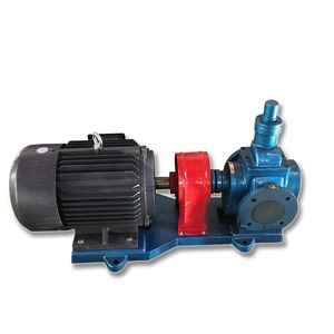 More stable circular arc gear pump heavy oil gear pump Viscous liquid delivery pump No noise Stable operation