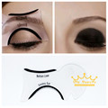 Makeup stencils for eyes