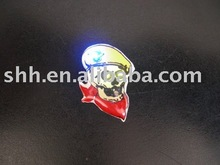 Gift Item Led Flashing Pin