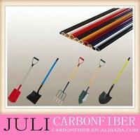 frp/fiberglass tool handle, frp spade and shovel handle