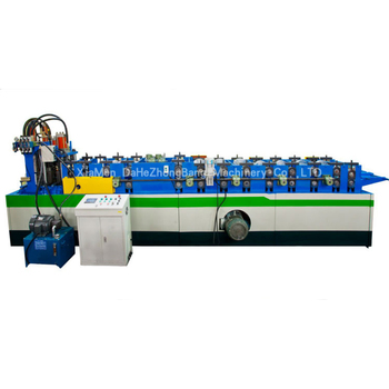 2019 China factory c50-250mm cz steel sheet forming machine for building materials