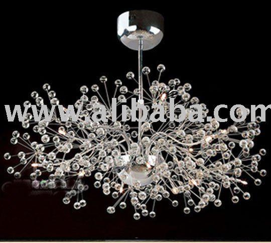 Modern Bird Nest Design Crystal Pendant Light Ceiling Lighting ...