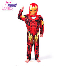 Groothandel halloween tv film kostuum bulk party jongen iron man <span class=keywords><strong>carnaval</strong></span> <span class=keywords><strong>kostuums</strong></span>