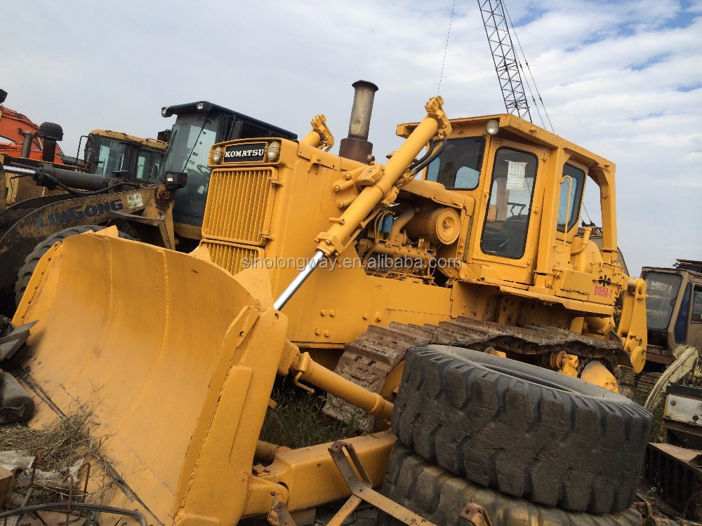 Almost new D155A-1 bulldozers in stock/price can be discussed