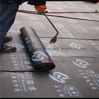 3mm Waterproofing Materials Torch On Roofing Felt