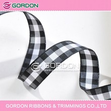 Black White Checkered Ribbon Black White Checkered Ribbon Suppliers