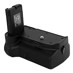 Generic Battery Grip for Nikon D3100 / D3200 with Infrared Remote Controller