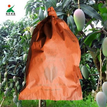 Fruit Protection Bag Mango Grow Paper Bag
