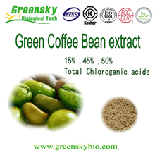 Herbal Extract Green Coffee bean extract