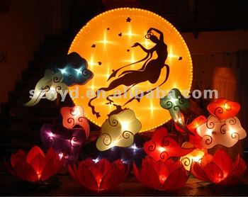 Mid-autumn Festival Decoration,Outdoor Festival Decoration ...