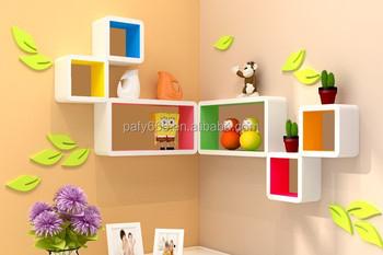 Modern Decorative Wall Shelf Cube Shelf - Buy Modern Decorative ...