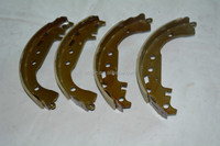 04495-52040 factory replacement car rear brake shoe for toyota