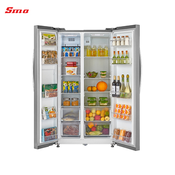 Side By Side Refrigerator Total No Frost With Automatic Ice Maker