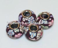 DIY handmade polymer clay ceramic beads!! wholesale jewellery making beads