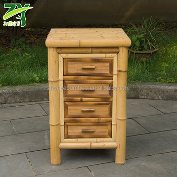 ZY 901 Bamboo Cabinet For Living Room Bamboo Furniture Custom Made Bamboo  Cabinets