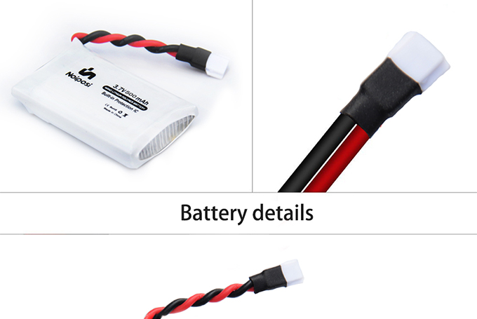 Lipo battery 802042 3.7V high rate lipo battery