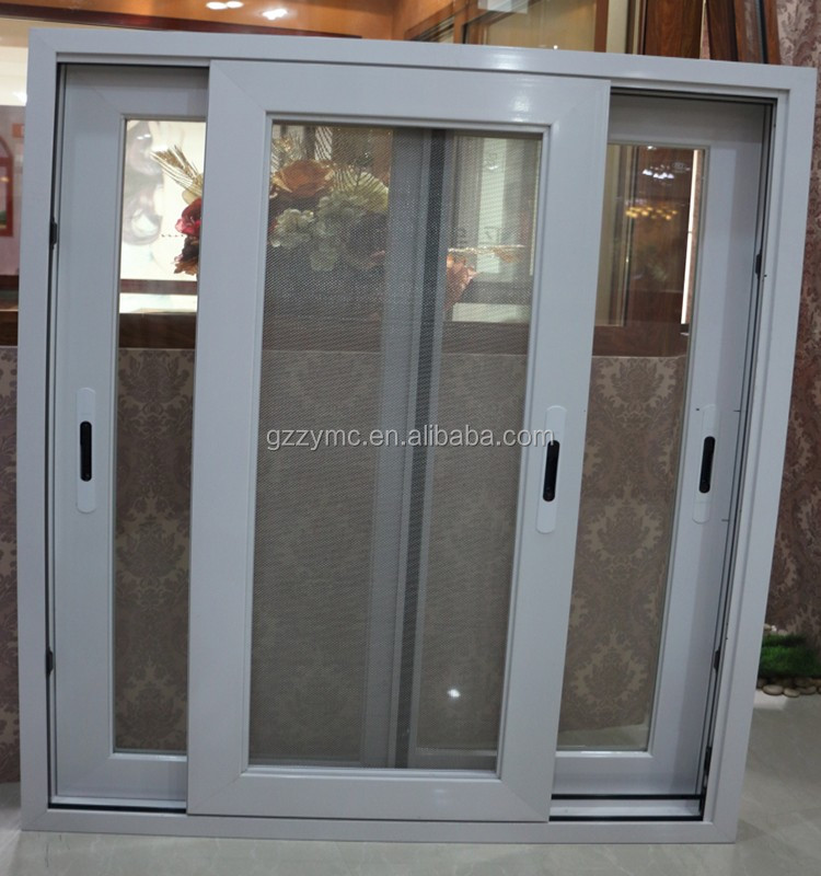 Aluminum frame used commercial glass windows philippines for Window design 2016 philippines