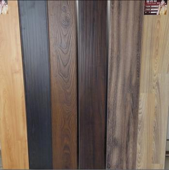 Waterproof sgs ce 12mm wood laminated floor anti slip for Non slip mat for laminate flooring
