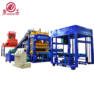 Alibaba sell mold paving brick machinery/hollow paver block machine/paver used concrete block making machines price in India