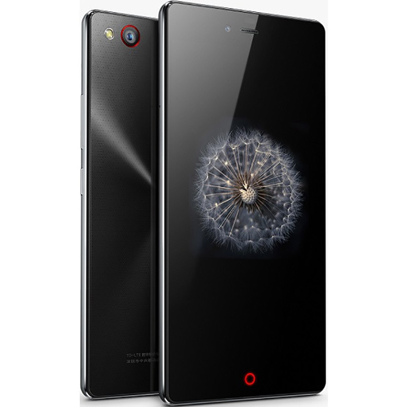"Original ZTE Nubia Z9 Mini 4G LTE Mobile Phone 5.0"" FHD Android 5.0 Qualcomm 615 Octa Core 2GB RAM 16GB ROM 16.0MP Smartphone"