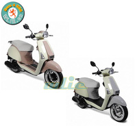 Factory sale 4 stoke 50cc engine motor scooter 32km/h mid 2wheel Classic& Grace(Euro 4)