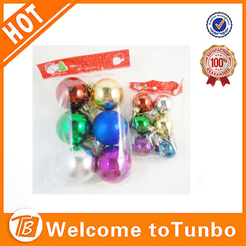 Xmas tree decor large personalized 100 wholesale clear glass christmas ball ornaments