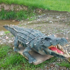 Animatronic animal model remote control crocodile