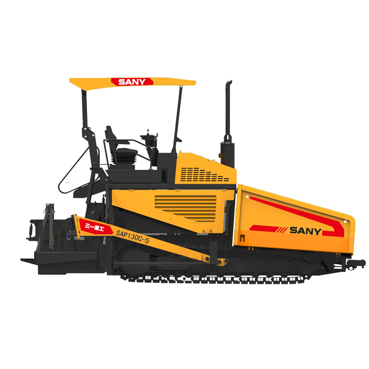 SANY 9m Asphalt Road Paver Bitumen Paver SAP90C-6