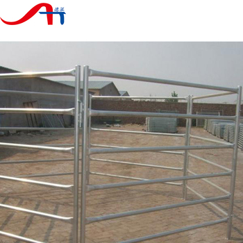 Used Horse Corral Panels Horse Fence Panel Portable Horse