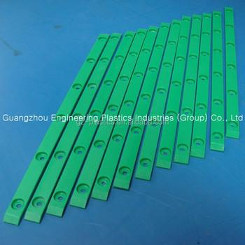 Pa6 Nylon Pom Pe Plastic Support Strip
