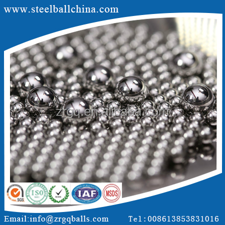 China brand high carbon steel ball 22.5mm