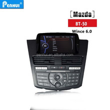 "PENHUI 8 ""<span class=keywords><strong>DVD</strong></span> Dell'automobile per Mazda BT-2014 di Sostegno Del Radar-in + 3G + USB + Bluetooth + ATV + Rubrica + RDS"