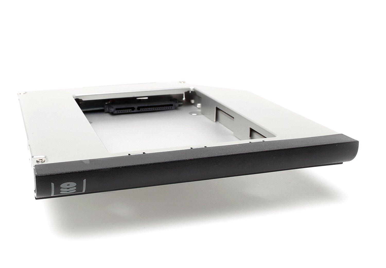 2nd HDD caddy - HP 6730b, 6930p, 8440p, 8530p, 8530w, 8730w, 8740w (Upgrade Bay)