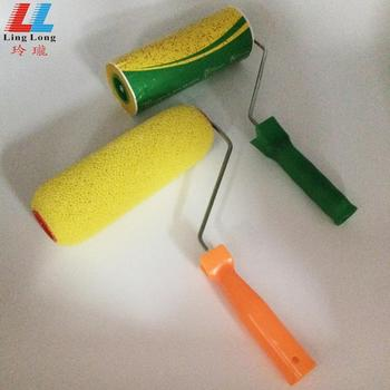 Polyurethane Filter Foam Sponge Paint Roller Brush Buy Paint