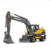 Volvo 5 ton mini excavator with D3.4D DCDE3 engine for sale