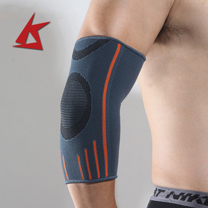 KS-4001#Wholesale bottom price stretch elbow sleeve protector