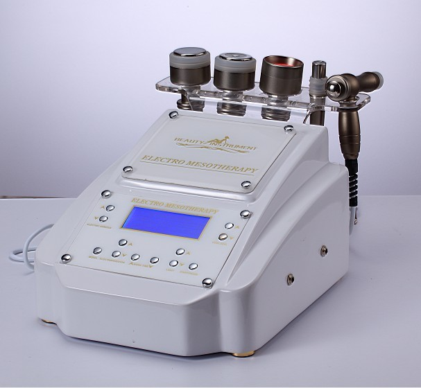 Professional cryo/bio/radio frequency face lift device