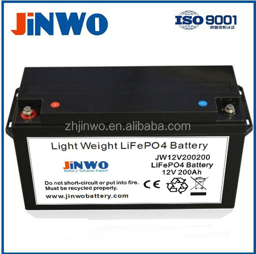 200Ah 12V Deep Cycle Lithium LiFePO4 Battery for Caravans  Motor homes  Camper trailers  Yachts  Boats