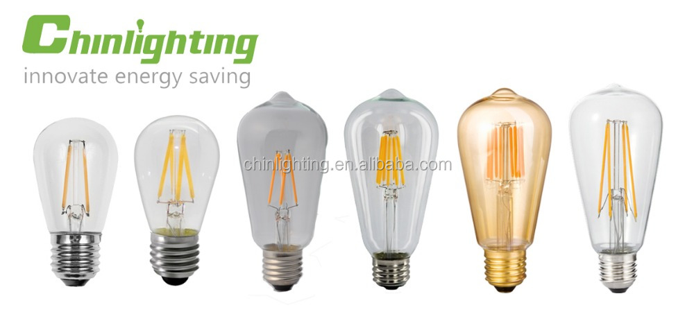 2016 Newest Design Led Filament Bulb,Led G125 Diy 6w 8w Dimmable ...