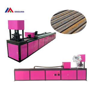 CNC Automatic heavy duty industrial hole punching machine